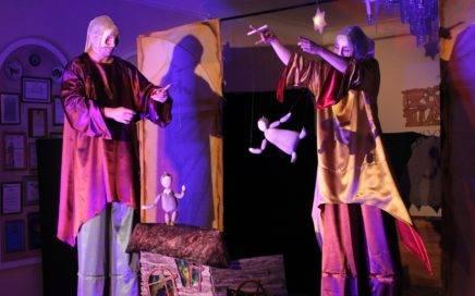130 гадоў з Дня нараджэння Марка Шагала